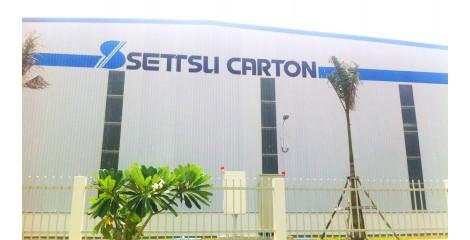 Nhà văn phòng Settsu Carton