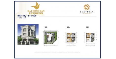 SENTURIA - QUẬN 9 CENTRAL POINT